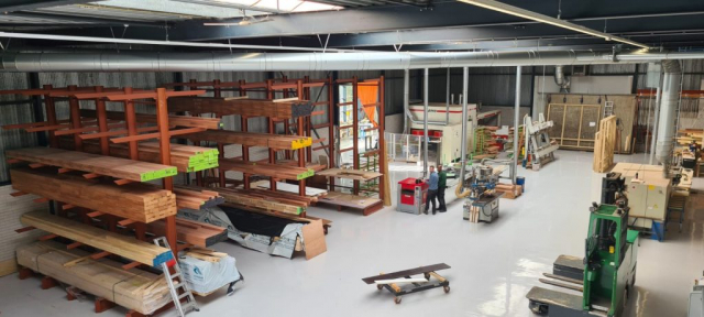 De Timmerfabriek